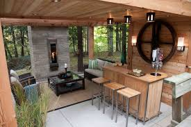 Outside Patio Bar Ideas by Creating A Focal Point In Your Outdoor Space