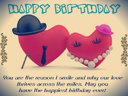 Smart Happy Birthday Wishes For Your Boyfriend Quotes Pinterest