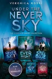 Under The Never Sky Complete Series Collection
