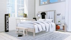 Ikea Trysil Bed by Ikea Gjöra Bedroom By Mxims Teh Sims