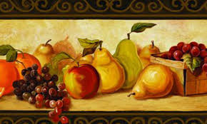 Latest Fruit Kitchen Rugs Themed Easy Decorating Decor