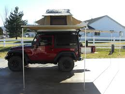 Best Roof Rack? - Page 3 - Jeep Wrangler Forum Arb Awning Owners Did You Go 2000 Or 2500 Toyota 4runner Forum Arb Awnings 28 Images Cing Essentials Thule Aeroblade And Largest Truck Bed Rack Awning Mounting Kit Deluxe X Room With Floor At Ok4wd What Length Mount To Gobi By Yourself Jeep Wrangler Build Complete The Road Chose Me Harkcos Page 7 Arb Tow Vehicle Unofficial Campinn Does Anyone Have The Roof Top Tent Subaru But Not Wrx Related I Added An My Obxt