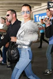 bella hadid wears re done levi u0027s patch denim jeans the jeans blog