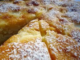 apfel marzipan kuchen oder auch apfelkuchen mit marzipan