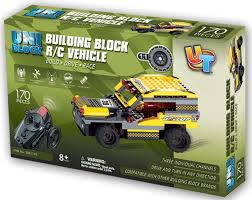 Amazon.com: UniBlock Remote Controlled Building Block Jeep SUV ... Lego Ideas Product Ideas Technic Remote Control Flatbed Truck Dump Trailer New Lego Rc Tipping Lorry Rc Unimog Firetruck Moc Motorizedfull Pf Youtube Minifig Scaled Truck 42078 Mack Anthem Test Mod Images Racingbrick 42065 Tracked Racer At John Lewis Partners Moc12660 Custom Mack Modification 2017 Custombricksde Model Arocs Slt Hst Ultra Ts1 Wolf Off Road 24ghz Car 9398 44 Crawler Retired Trophy Monster
