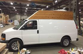 100 Vans Homes Converting A Cargo Van To A Home On Wheels PADtinyhousescom
