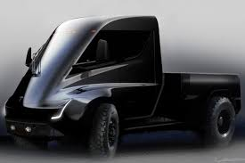 Musk Confirms Tesla Pickup Will Be 'Futuristic-Like Cyberpunk' Truck ...