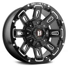Buy > BALLISTIC® - RAVAGE Gloss Black With Milled Accents (20