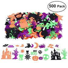 Foam Pumpkins Bulk by Amazon Com Halloween Stickers For Kids Glitter Craft Stickers