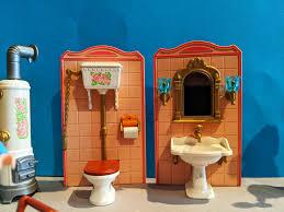 playmobil 12 badezimmer rosa serie12 nostalgie puppenhaus 12