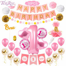 Detail Feedback Questions About First Birthday Girl Party 1st ... Buy 1st Birthday Boy Decorations Kit Beautiful Colors For Girl First Gifts Baby Hallmark Watsons Party Holy City Chic Interior Landing Page Html Template Pirate Shark High Chair Decoration Amazoncom Glitter Photo Garland Pink Toys Games Mickey Mouse Decorating Turning One Flag Banner To And Gold