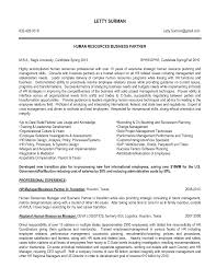 100 sle cover letter human resources resume template
