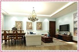 Combined Living Room Dining Combination Layout Combo