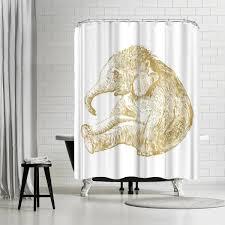 Custom Elephant Printable Baby Shower Tag 25