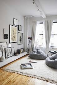 gemütliche sitzsäcke im wohnzimmer wohnzimmer sitzsack