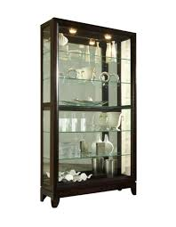 pfc curios curio display cabinets home meridian