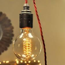 winsoon vintage edison g80 wire filament antique bulbs light 40w