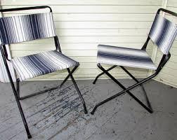 metal lawn chair etsy