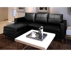 canape d angle 3 place canapé d angle canapé de salon 3 places modulable en cuir