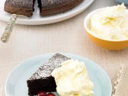 schokoladenkuchen mit kirschen rezept