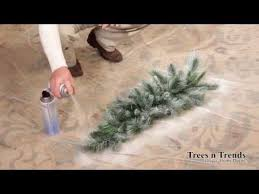 Snow Flocking For Christmas Trees by Best 25 Flocked Artificial Christmas Trees Ideas On Pinterest