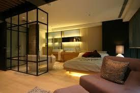 cloison chambre salon une cloison japonaise du style et de l intimité dans l intérieur