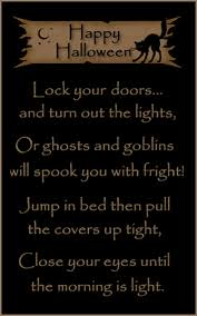 Poems About Halloween That Rhymes by Best 25 Halloween Sayings Ideas On Pinterest Scrapbooking