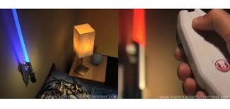light saber wall sconce light up your room in wars style