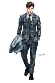 Best 25 Fashion Illustration Men Ideas On Pinterest
