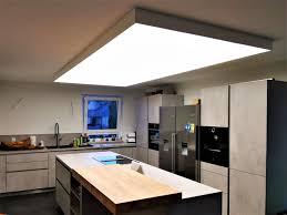 spanndecken in küchen oder esszimmer decken