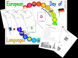Halloween Trivia Questions And Answers Pdf by European Day Of Languages Qr Code Quiz By Lisadominique Teaching