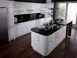 White Black Kitchen Design Ideas by Modern Black And White Kitchen Sustainablepals Org