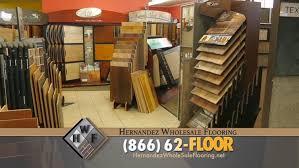 hernandez wholesale flooring ad leverage los angeles
