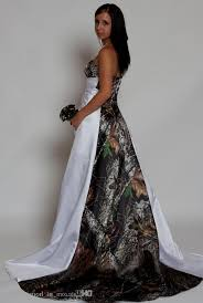 green camo wedding dresses Naf Dresses