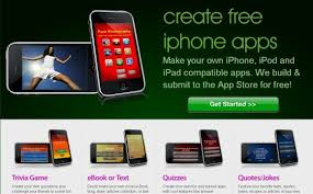 Build Your Own iPhone Apps with Free iPhone App Builder TechnoGadge