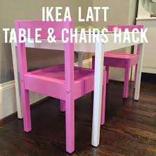 IKEA Hack: LÄTT Playtable & Chairs - Veronika's Blushing Ikea Mammut Kids Table And Chairs Mammut 2 Sells For 35 Origin Kritter Kids Table Chairs Fniture Tables Two High Quality Childrens Your Pixy Home 18 Diy Latt And Hacks Shelterness Set Of Sticker Designs Ikea Hackery Ikea