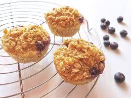 haferflocken muffins mit blaubeeren rezept simplylovelychaos