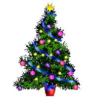 Animated Christmas Tree Image 0309