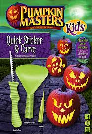 Pumpkin Masters Carving Patterns by Kids Pumpkin Carving Kits U2013 Pumpkin Masters