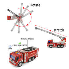 Set Of 2 Rescue Fire Engine Truck Toy With Lights Sounds 1/16 Light ... Bruder Man Fire Engine With Water Pump Light And Sound The How Engines Work Quotecom Buy Memtes Truck Toy Vehicle Building Block Light Sound Brio Set 33542 Wooden Railway Great Bruderscania Rseries Fire Engine With Water Pump Svg Attic Blog The Alarm Firetruck Treat Bags Courtney Play For Boy Water Pump Function Lights Siren Free Effects Youtube My Home Town 30383 Fighting Magic Mini Car Learning Funny Toys Ladder Hose Electric Brigade Amazoncom Daron Fdny Games