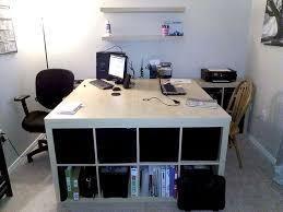 Wall Mounted Desk Ikea Hack by Best 25 Two Person Desk Ideas On Pinterest 2 Person Desk Desk