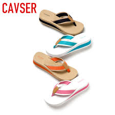 Get Quotations CAVSER2016 Summer Flip Flops Slipper Slope With Female Thick Crust Muffin Beach Sandals