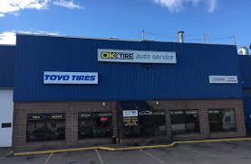 100 17 Truck Tires OK Tire Ave Sw Auto Repair Brakes Wheels Oil Change