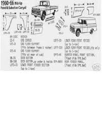 100 Truck Accessories Chevrolet Parts Chevy GMC Fender Lower