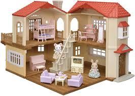 sylvanian families luxus wohnzimmer