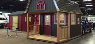 Tuff Shed Colorado Cabin by Design Your Ultimate Man Cave At Exposure U0027s Sportsmen U0027s Shows