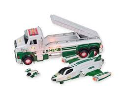 100 Hess Toy Truck Values 2014 50th Anniversary And Space Cruiser With Scout