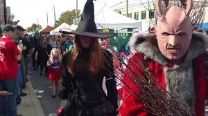 West Chester Halloween Parade by Irvington Halloween Parade 2016 Youtube