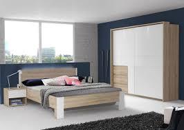 schlafzimmer set komplett kleiderschrank bett 160x200cm 4 teilig bianco eiche weiß