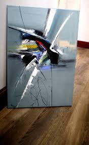 peinture énergétique petit format numero 45 peindre des